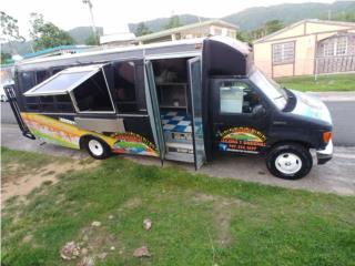 SE VENDE FOOD TRUCK EQUIPADO, Ford Puerto Rico