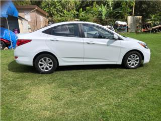 Hyundai Accent, Hyundai Puerto Rico