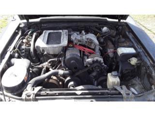 Mustang SVO Turbo , Ford Puerto Rico