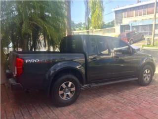 Frontier 2012 PRO 4X (V6 y 4x4) por dueño., Nissan Puerto Rico