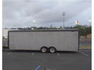 vagon 24x8 trailer, Otros Puerto Rico