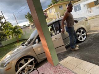 Mazda 6 2008 se va con todo., Mazda Puerto Rico