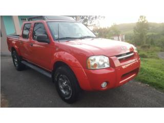 2004 Nissan Frontier, Nissan Puerto Rico
