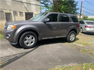 Ford escape xls, Ford Puerto Rico