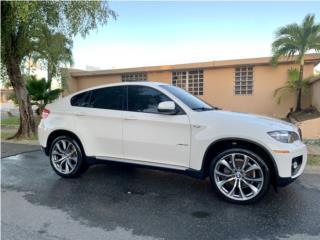 Bmw x6 sport premium package muchas opciones, BMW Puerto Rico
