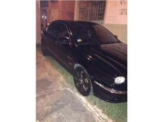 Jaguar 2005, Jaguar Puerto Rico
