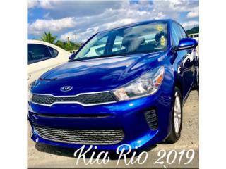 Kia Rio Quinto 2019, Kia Puerto Rico