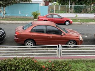 Kia Rio 2004 para arreglar o para piezas, Kia Puerto Rico