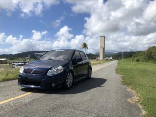 Suzuki - Suzuki SX4 Puerto Rico