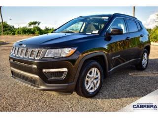 2019 Jeep Compass Sport, Jeep Puerto Rico