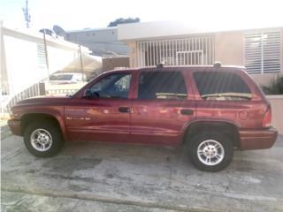 Dodge Durango 1999, Dodge Puerto Rico