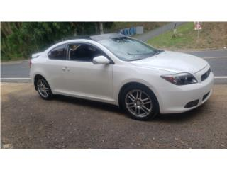 Scion tc 2005 aut, Scion Puerto Rico