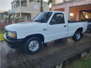 Mazda pickup 1997, Mazda Puerto Rico