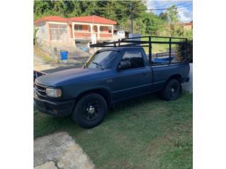 Mazda b2300 1997, Mazda Puerto Rico