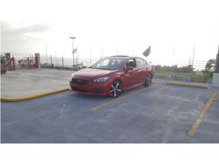 Subaru Impreza 2017 2.0i sport , Subaru Puerto Rico