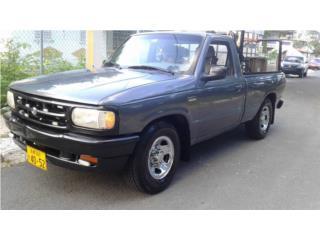 Mazda b2300 96, Mazda Puerto Rico