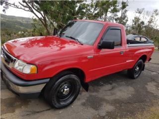Mazda b2300 2006, Mazda Puerto Rico