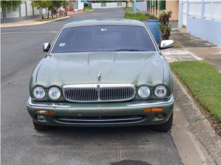 1999 Jaguar Vanden Plas, Jaguar Puerto Rico