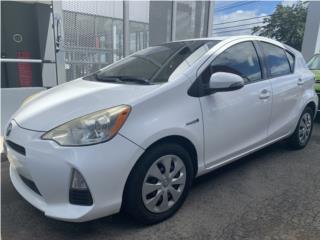 TOYOTA PRIUS C , Toyota Puerto Rico