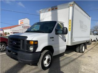 Ford E-350 (Step Van) 2016 $27,500, Ford Puerto Rico