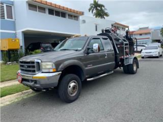 f 350 para despacho de diesel, bomba y tanque 500 , Ford Puerto Rico