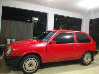 Suzuki Forsa 87, Suzuki Puerto Rico