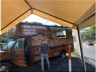 Food Truck totalmente equipado, Ford Puerto Rico