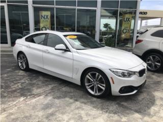 430i / Gran Coupe / 2017, BMW Puerto Rico