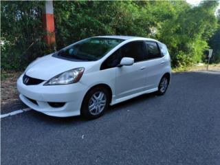 Honda Fit Garantia en motor y transmisión , Honda Puerto Rico