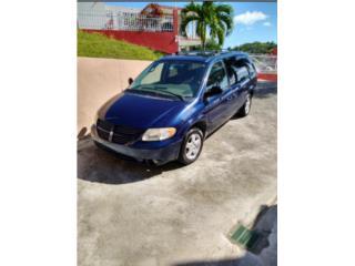 Dodge Grand Caravan 2006 $3,300, Dodge Puerto Rico
