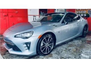 Toyota 86, Toyota Puerto Rico