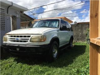 Ford Explorer 1996, Ford Puerto Rico