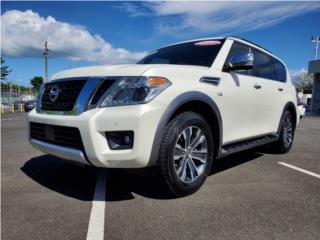 Nissan / Armada/ 2018 / SL / 38,995, Nissan Puerto Rico