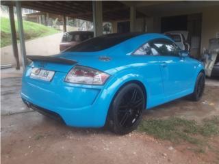 Audi tt 2000 , Audi Puerto Rico