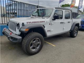 Jeep Gladiator Rubicon 2020, Jeep Puerto Rico