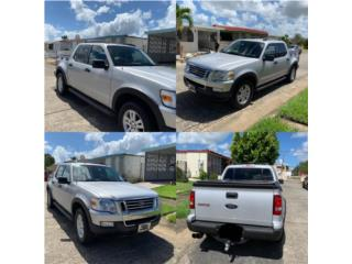 Ford explorer sportrack, Ford Puerto Rico