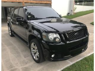 2009 SPORT TRACK ADRENALIN V8, Ford Puerto Rico