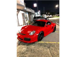 Porsche Cayman, Porsche Puerto Rico
