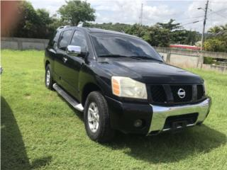 Nissan Armada 2004 4x4, Nissan Puerto Rico