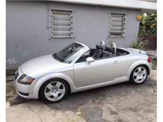 Sv Audi TT Quattro , Audi Puerto Rico