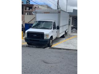 Ford E-350 truck super duty , Ford Puerto Rico
