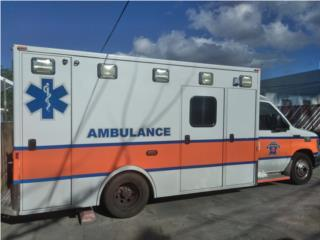 Ambulancia Ford E350 Turbo Diesel 6.0lt  2009 , Ford Puerto Rico