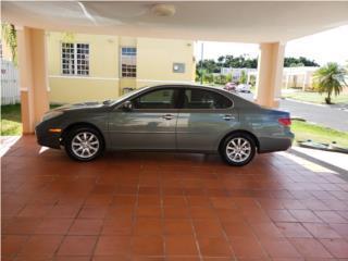 Lexus es 330 año 2005 tremendas condiciones. , Lexus Puerto Rico