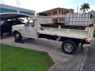 Ford 350 tumba , Ford Puerto Rico