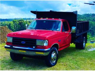1989 Ford 350, Ford Puerto Rico