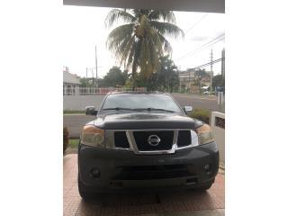 Nissan Armada 2008 LE, Nissan Puerto Rico