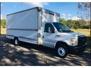 FORD E-350 STEP VAN-TRUCK 2008, Ford Puerto Rico