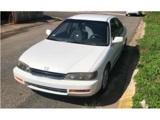 Honda Accord del año 1996, Honda Puerto Rico
