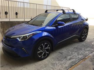 Toyota CHR 2018 salda título mano$17995, Toyota Puerto Rico