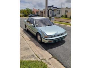 HONDA ACCORD 1992, Honda Puerto Rico